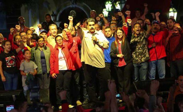 Elecciones presidenciales Venezuela 2018