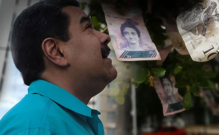 El Petro es la apuesta de Maduro para salvar la economía de Venezuela