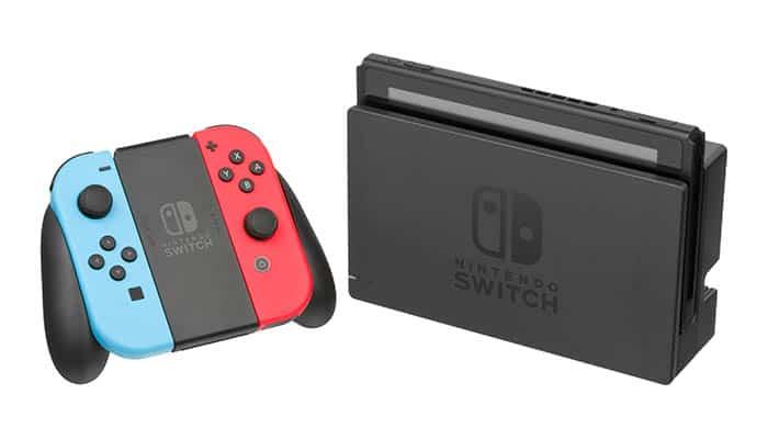 Consola de Nintendo.