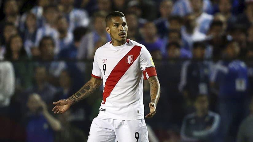 Paolo Guerrero fue clave en la clasificación de Perú al Mundial de Rusia
