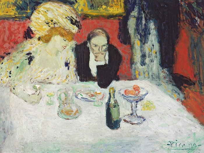 Cuadro de Picasso.