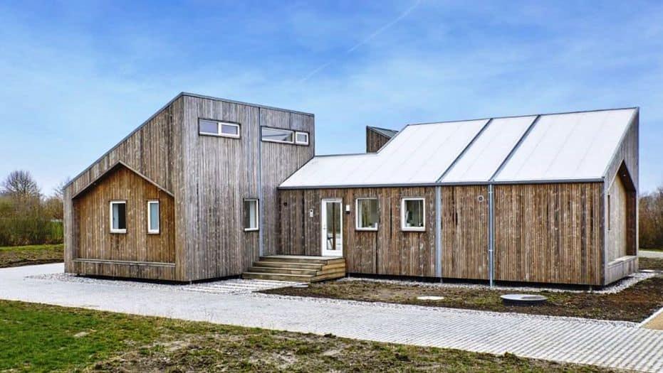 casa biológica reduce el impacto ambiental