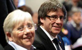 El Supremo retira las euroórdenes contra Puigdemont y sus exconsellers.