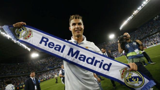 El Real Madrid acaba 2017 al frente del ránking de clubes de la UEFA