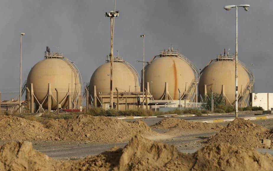La mega refinería tiene 45 años