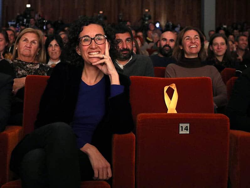 Marta Rovira, presidenta alternativa según Junqueras.
