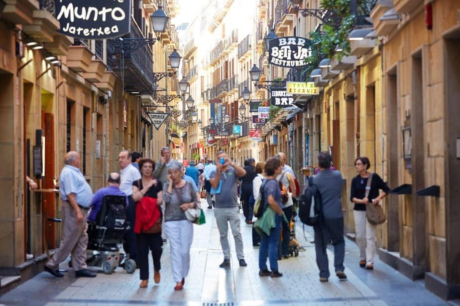 San Sebastián, mejor destino gastronómico 2017 en el mundo