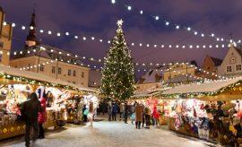 Mercados de Navidad Escapadas a los mercados de Navidad más bonitos de Europa