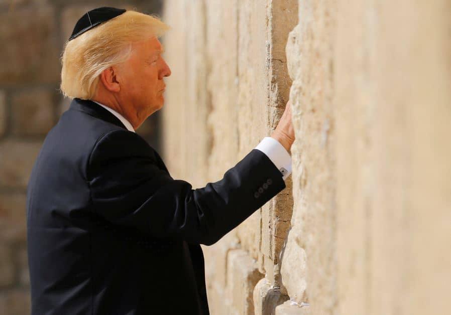 Donald Trump reconocerá a Jerusalén como capital de Israel y ordenará, en un acto que traerá polémica, trasladar allí la embajada de EEUU