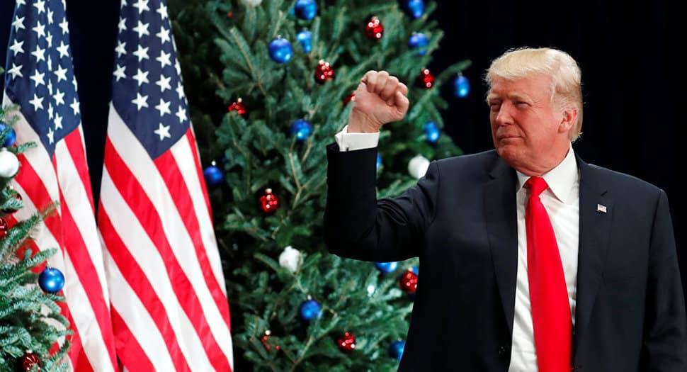 La reforma fiscal de Donald Trump ha sido aprobada este martes en la Cámara de Representantes de EEUU