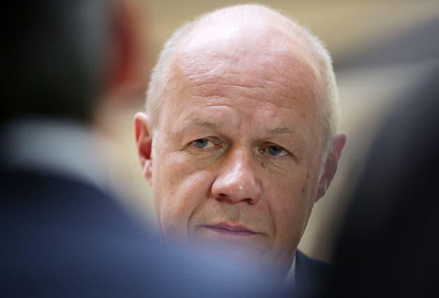 El viceprimer ministro británico es despedido tras acusaciones de acoso sexual