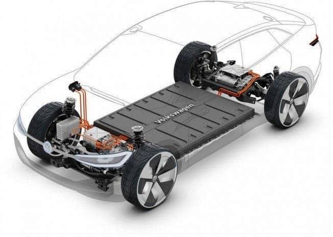 Volkswagen presenta un crossover con 500 kms