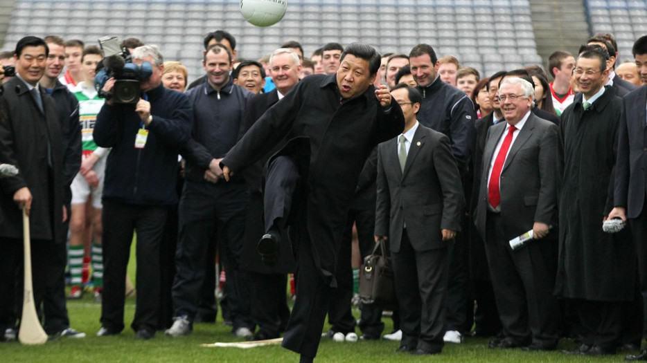 El Mundial de Rusia tiene el interés de Xi Jinping