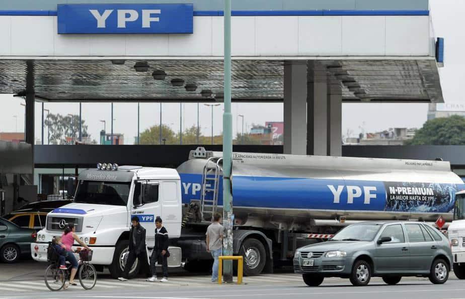 También YPF presentó su plan estratégico ambiental