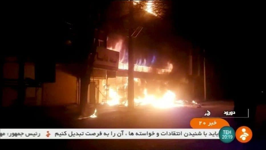 Derecho a manifestarse. La Unión Europea exige a Irán que respeta los derechos y libertades