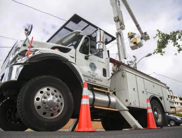 Sin combustible Puerto Rico apaga sus generadores
