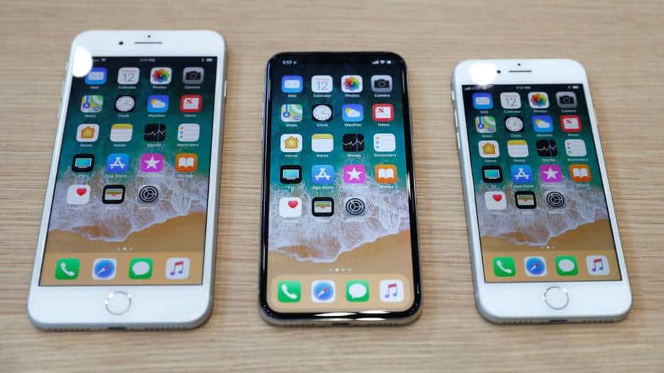 Dispositivos Apple. Apple admite que todos sus dispositivos están afectados por el fallo en microchips
