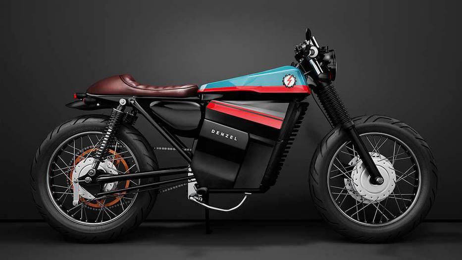 Nuevos modelos de motos eléctricas en España incluirán motos de los años 50