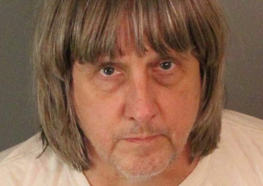 Secuestrar y torturar. Detenido un matrimonio en California por secuestrar y torturar a sus 13 hijos