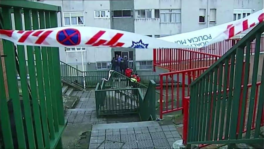 Asesinato de dos ancianos. Detenidos dos menores por el asesinato de un matrimonio de ancianos en Bilbao