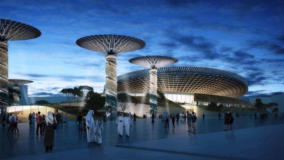Dubái construye parque solar con mano de obra española