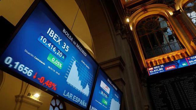 Gobierno en Cataluña. El Ibex 35 obvia la incertidumbre política que tanto le frenó