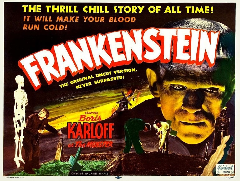 Frankestein (1931) | Recomendaciones de películas de Cambio16