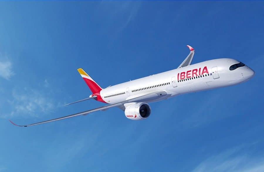 Novedades de Iberia. Presenta en FITUR el avión más avanzado del mercado