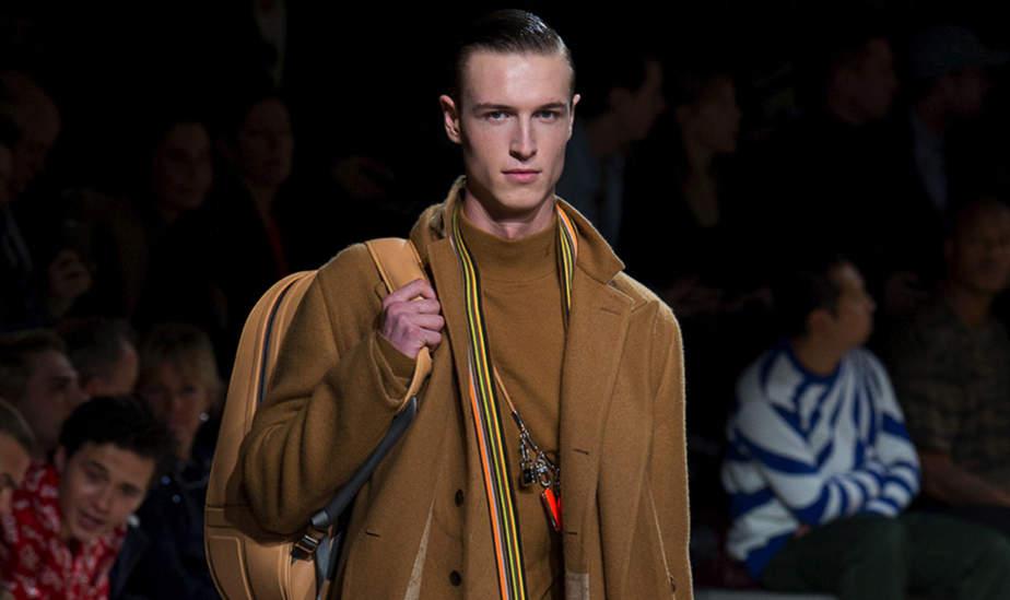 Colección masculina otoño-invierno 2018-2019 de Louis Vuitton
