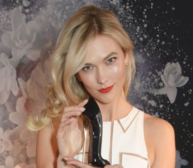 Carolina Herrera presenta su nuevo perfume en Londres