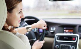 Accidentes graves. Las chicas de Soria son las mejores conductoras jóvenes de España