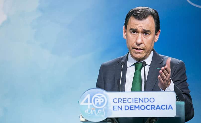 """Moción contra Rajoy: El PP advierte """"a los agoreros de que tengan cuidado con subestimar a Rajoy"""""""