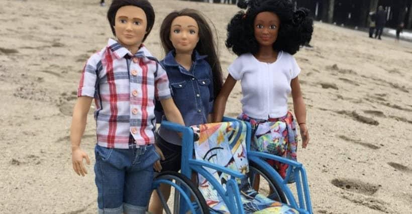 Lammily: Muñecas con cuerpos reales para una imagen más sana