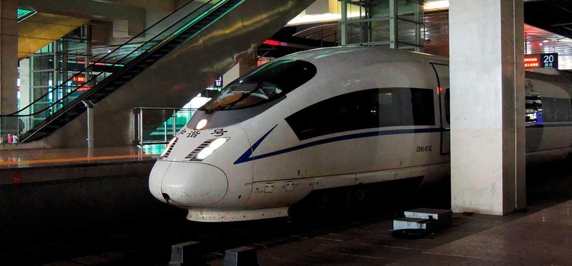 La tecnología de levitación es nueva en Pekín