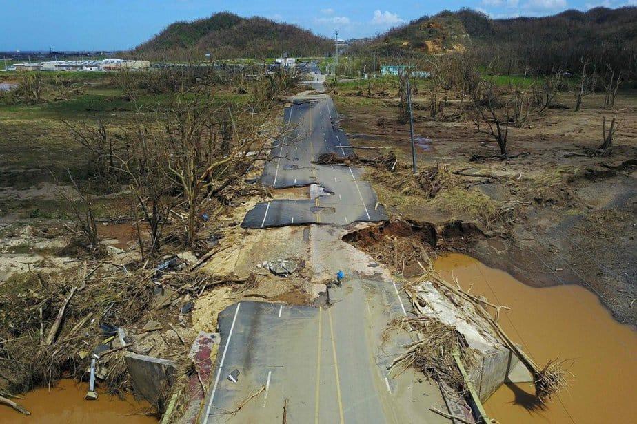 Empresas españolas. Puerto Rico busca empresas españolas para reconstruir el país
