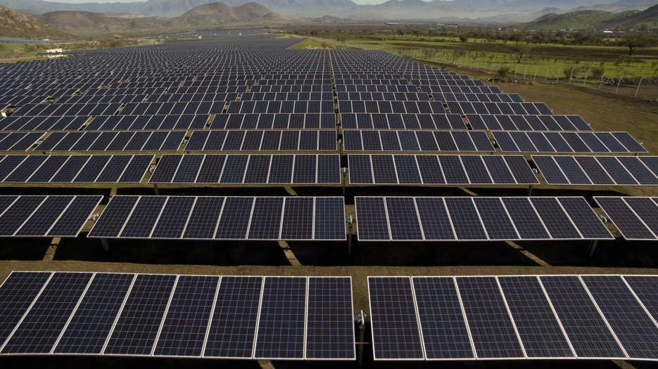 La planta solar en Chile mejorará el ambiente