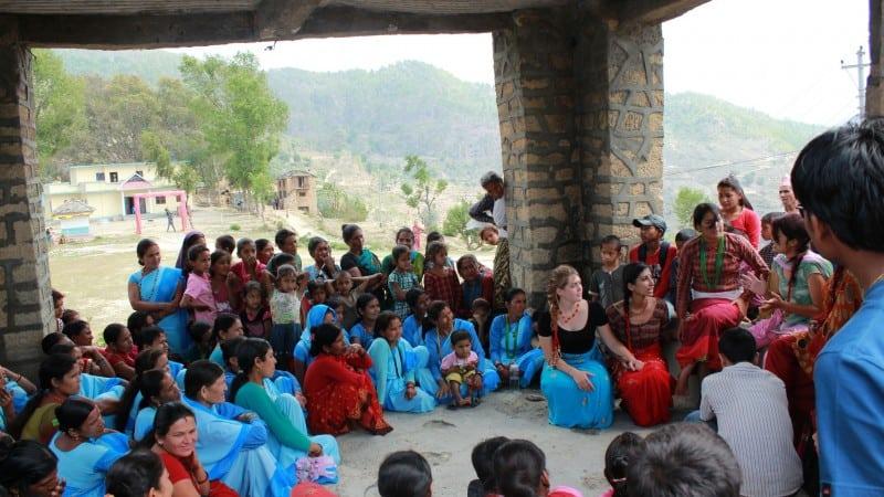 Chhaupadi. Una nepalí muere por la práctica que expulsa del hogar a las mujeres con el periodo