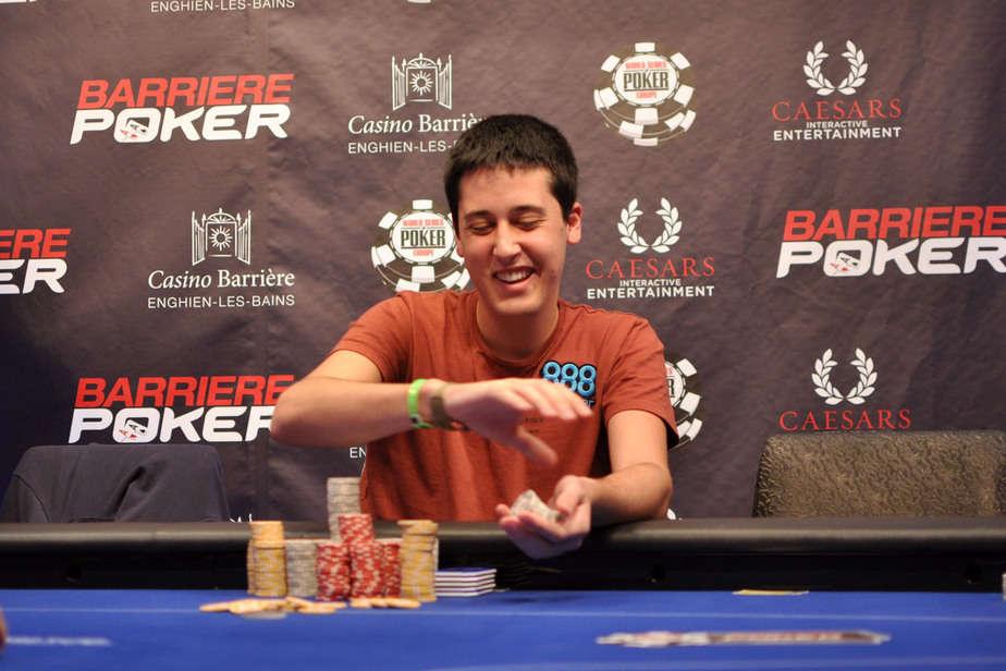 Adrián Mateos es el mejor jugador de póker del mundo