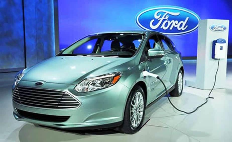 Ford invierte en coches eléctricos para este año
