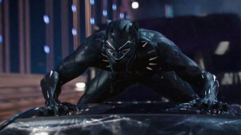 Resultado de imagen para black panther cine