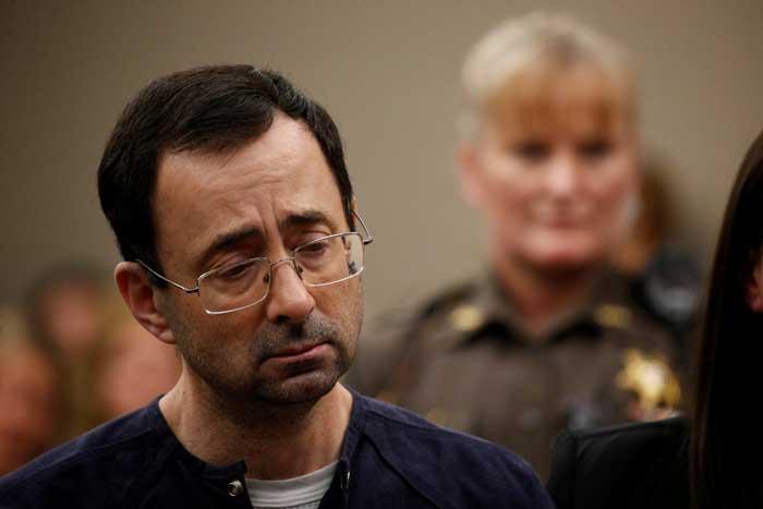 Caso Larry Nassar: el escándalo sexual contra las gimnastas de EEUU