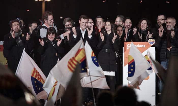 Ciudadanos ganaría hoy las elecciones generales.