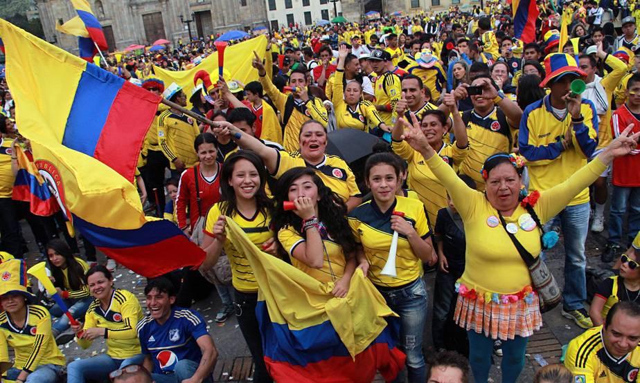 Colombia, entre los países países más optimistas y felices del mundo