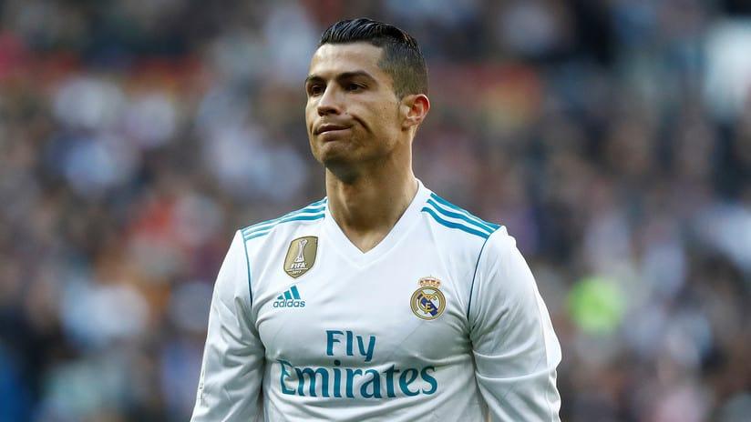 Cristiano Ronaldo no estaría contento con su actual salario