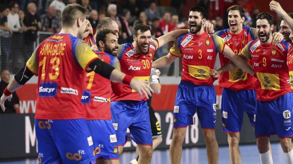 España campeona de balonmano de Europa