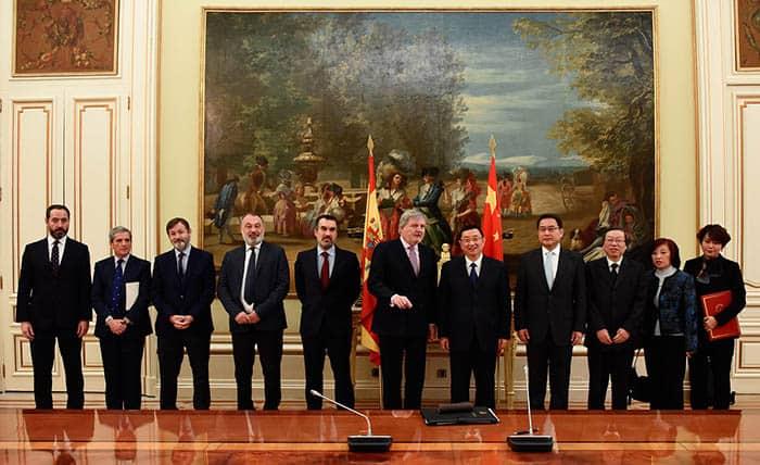 España y China refuerzan sus lazos con un programa de intercambio cultural.