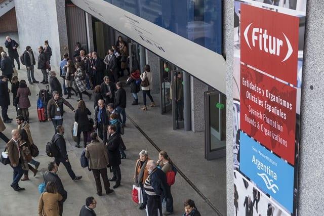 Las iniciales cifras del Fitur 2018 pronostican que la nueva edición del evento superará los logros del 2017