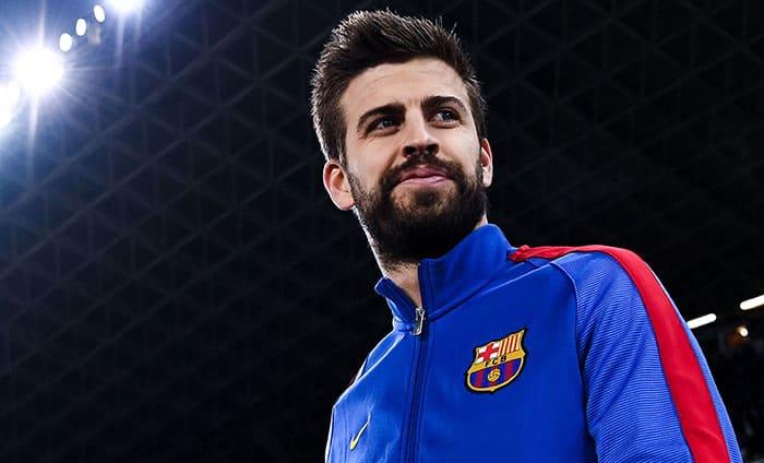 Piqué renueva con el Barcelona hasta el 2022