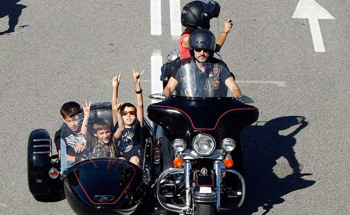 Prototipo Project LiveWire: la nueva Harley Davidson eléctrica