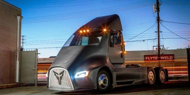 El camión eléctrico de Tesla no será el único en el mercado